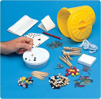 Buy Yes U Can Fine Motor Skills Exercise Kit by Patterson Medical | Home Medical Supplies Online