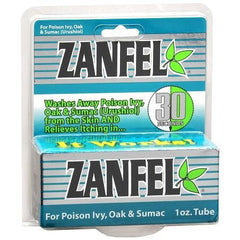 Buy Zanfel Poison Ivy Skin Wash 1 oz online used to treat Creams and Ointments - Medical Conditions