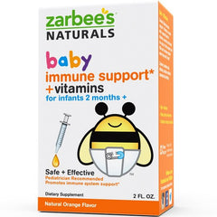Buy Zarbees Naturals Baby Immune Support Vitamins used for Vitamins, Minerals & Supplements by Rochester Drug
