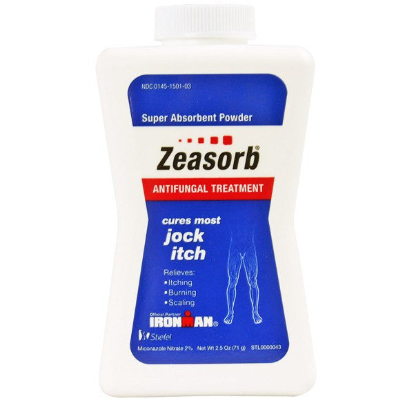 Zeasorb Jock Itch Powder
