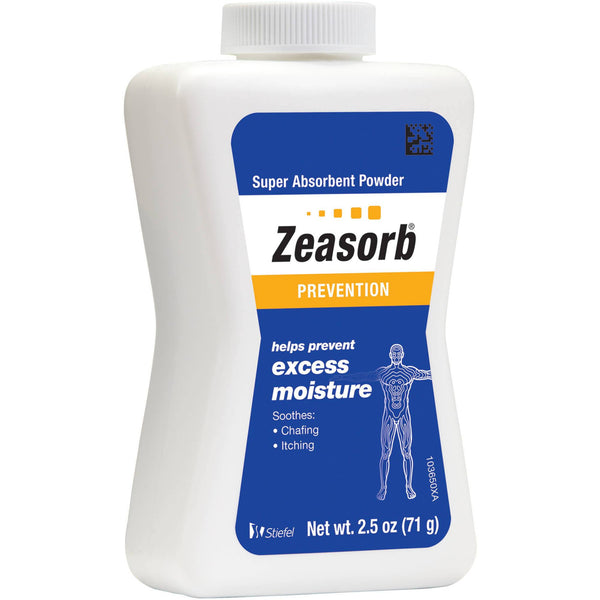 Zeasorb Super Absorbent Powder For Excess Moisture Control