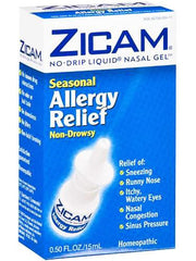 Buy Zicam Seasonal Allergy Relief Nasal Spray online used to treat Allergy Relief - Medical Conditions
