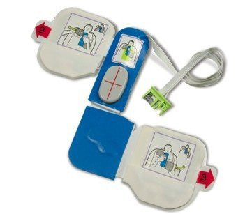 CPR-D Padz with Compression (for AED Plus & AED Pro Defibrillators) - CPR Masks & Supplies - Mountainside Medical Equipment