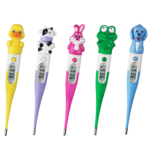 Mabis Zoo Temps Digital Animal Thermometers