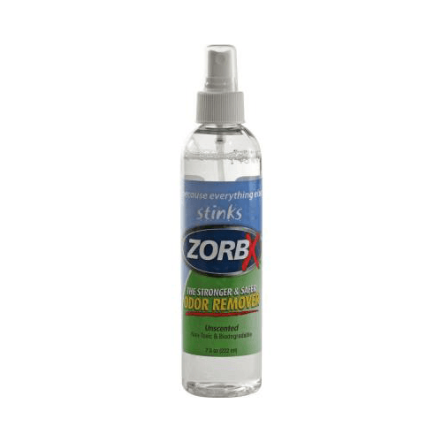 Zorbx Odor Remover 7.5 oz, Unscented for Ostomy Supplies by n/a | Medical Supplies
