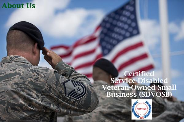 Service Disabled Veteran Owned SmallBusiness