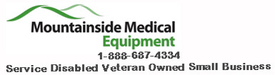 Mountainside Medical Equipment