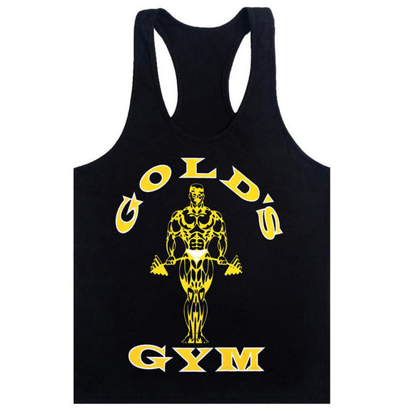 Golds Gym tank top fitness shirt