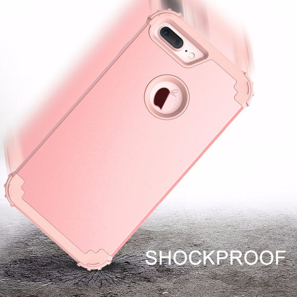 Shockproof case iPhone 6 6S 7 Plus