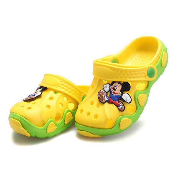 Slippers Cartoon Comfortable Anti-Slip girls boys