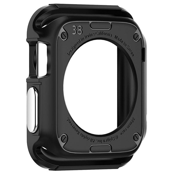 Rugged Cover Armor For Apple Watch Series 2 Case for iwatch 42mm