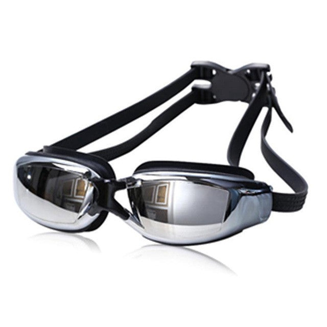 Swimming Goggles Anti-fog UV Protection