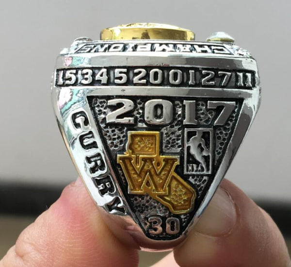 Golden State Warriors Championship Ring 2017