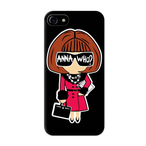 Anna Wintour Iphone Case