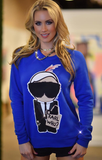 Karl Who Signature Sweatshirt