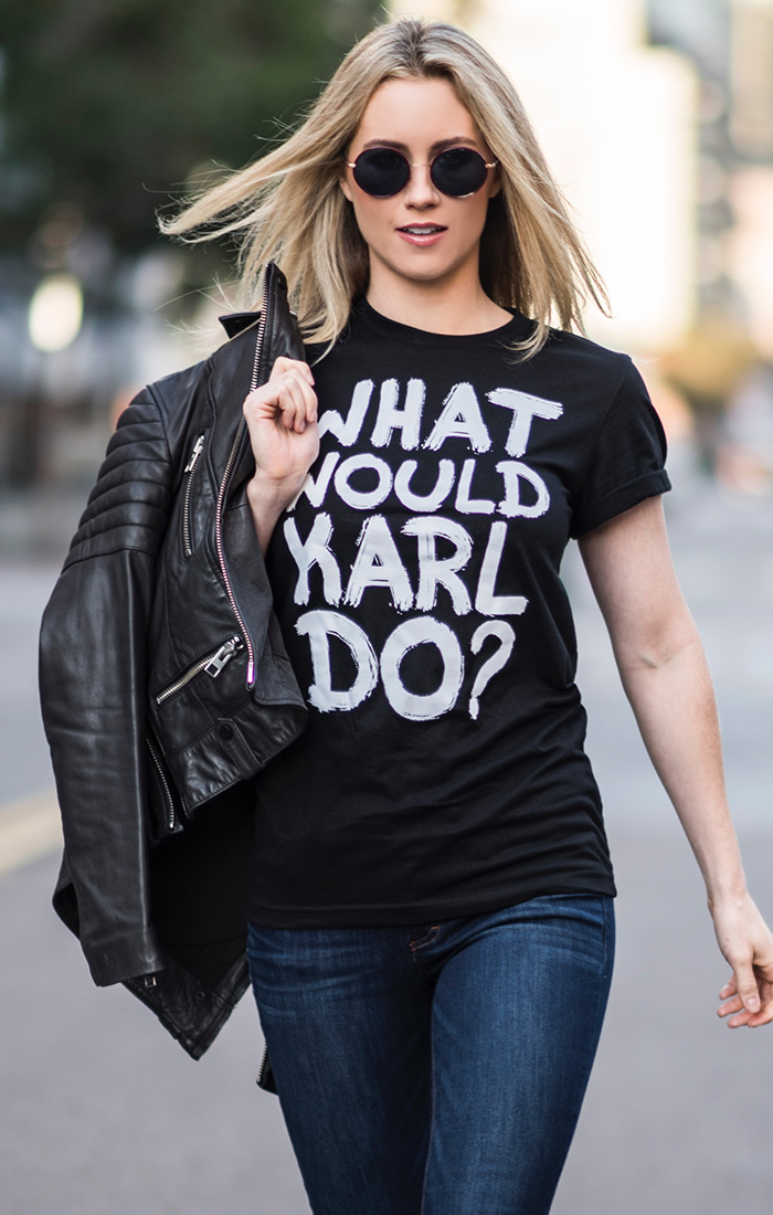 What Would Karl Do T-Shirt