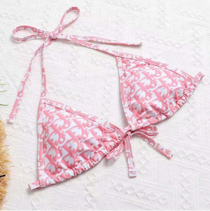 CD Baby Pink 2-Piece Bikini - LIMITED EDITION