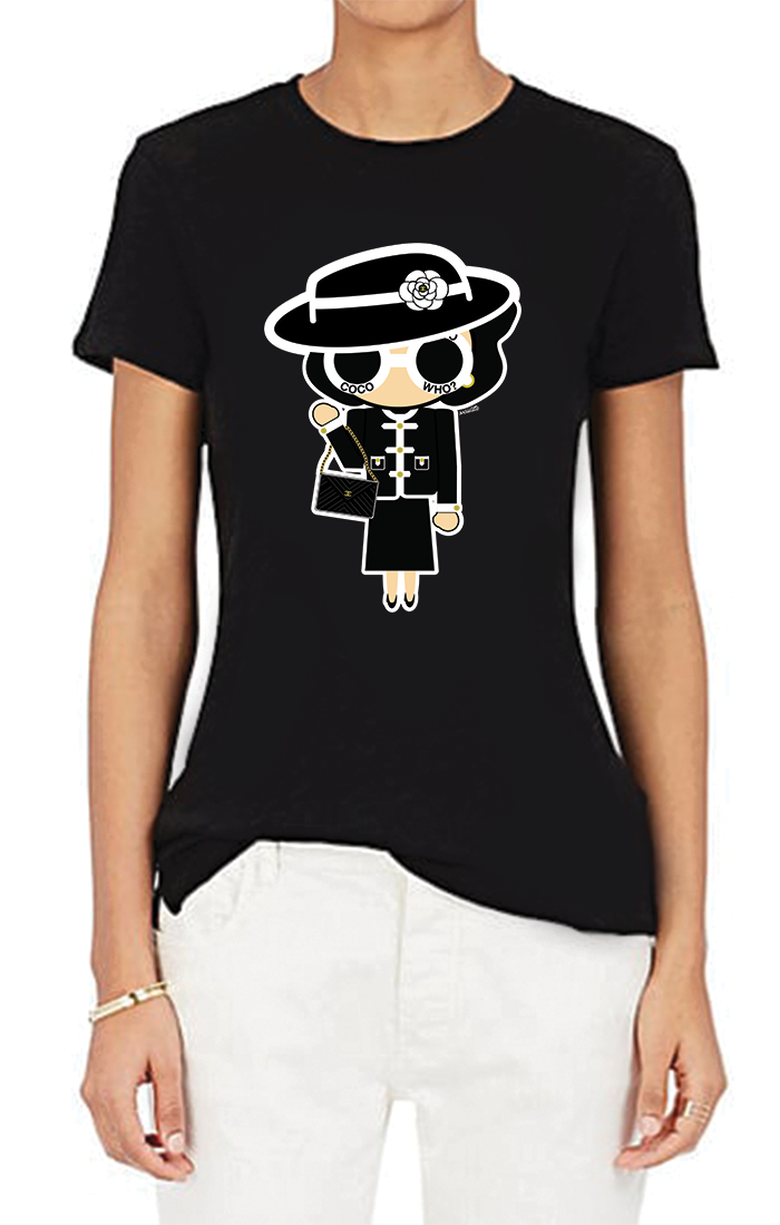 Coco Who Tee (Limited Edition)