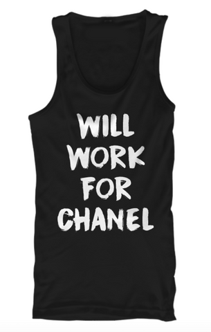 WILL WORK FOR CHANEL TANK