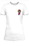 Anna Who Mini Cartoon Tee