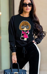 Anna Who Signature Sweatshirt