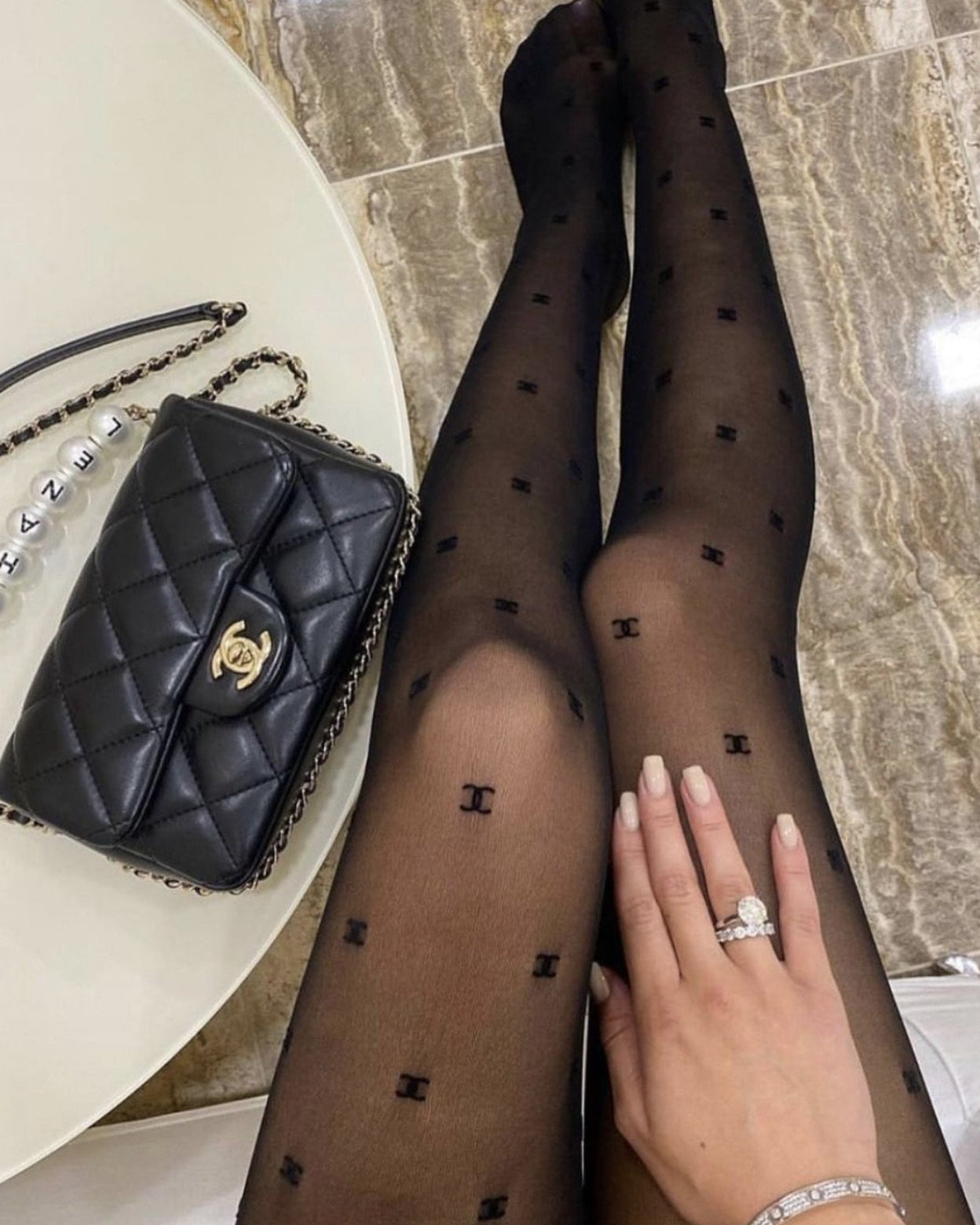 Coco Couture Tights - LIMITED EDITION