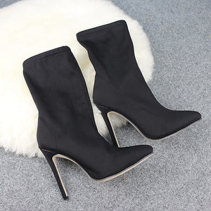 """GIGI"" Ankle Boots"