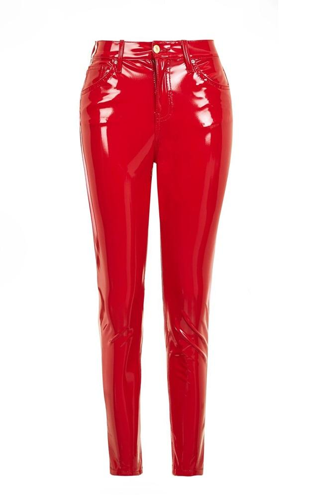 Patent Leather Pants (more colors available)