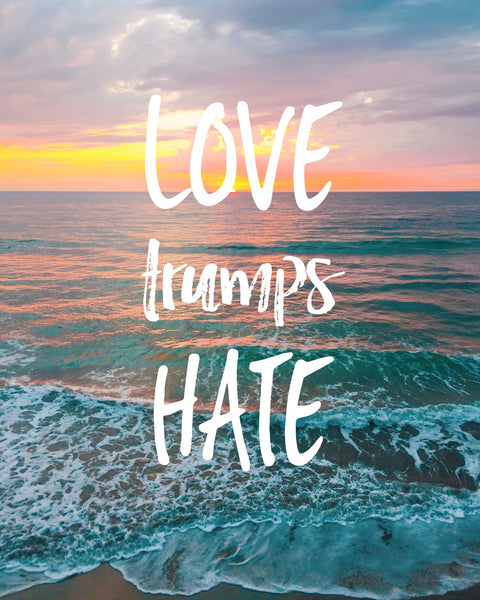 LOVE trumps HATE :: Quotes from women we LOVE