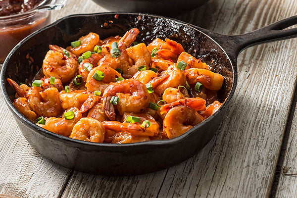 Anna Mae's Barbecue Shrimp