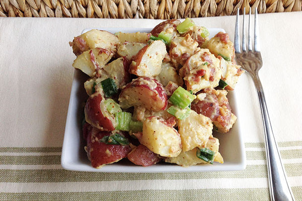 Anna Mae's Smoky Mustard Red Potato Salad