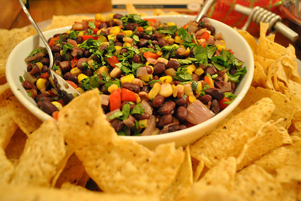 Black Bean and Corn Sauté