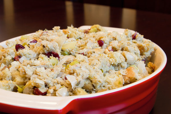 Cherry Pomegranate Stuffing