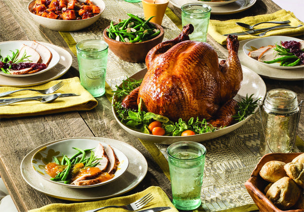 Citrus Chardonnay Roast Turkey