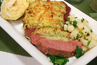 Emerald Isle Corned Beef and Cabbage Dinner