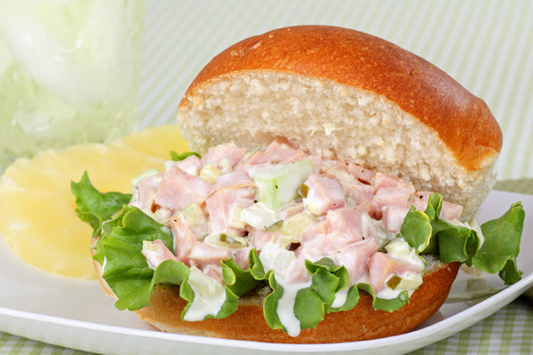 Sweet Heat Ham Salad