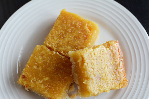 Pineapple Coconut Mango Tequila Bars