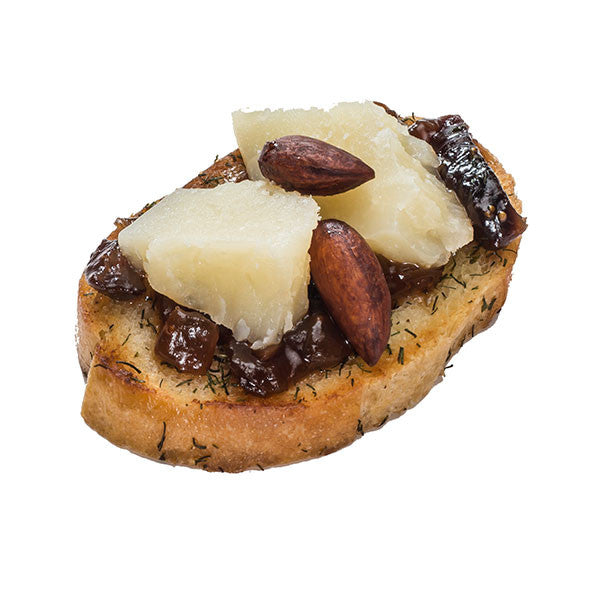 Smoky Fig & Manchego Baguette