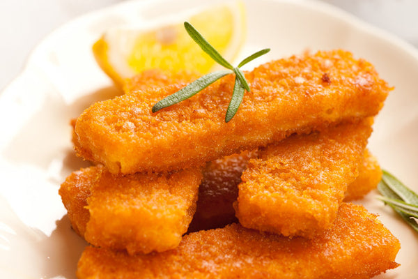Sweet Heat Fish Sticks