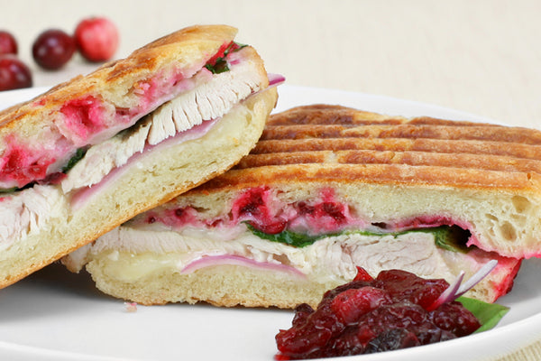 Turkey & Brie Sandwiches
