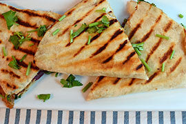 Smoky Sweet Chipotle Quesadillas