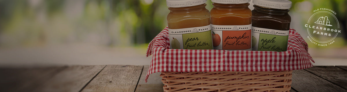 Clearbrook Farms Fruit Butters