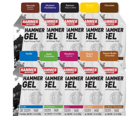 Hammer Gel Sampler