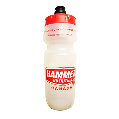 Hammer Canada Big Mouth Bottle, 24 oz (clear) - Hammer Nutrition Canada