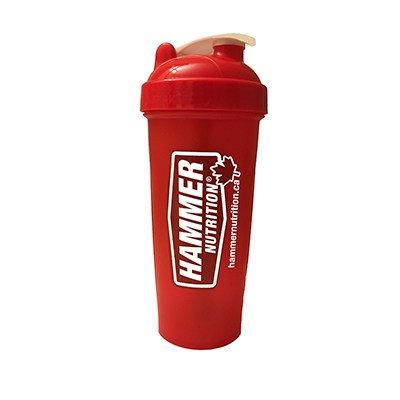 Hammer Canada Shaker, Red, 800 ml