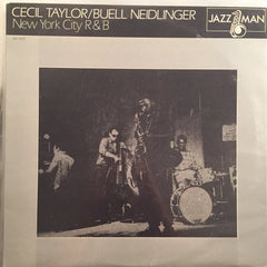 Cecil Taylor, Buell Neidlinger - New York City R&B