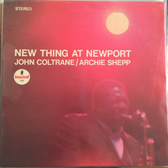 John Coltrane / Archie Shepp - New Thing At Newport