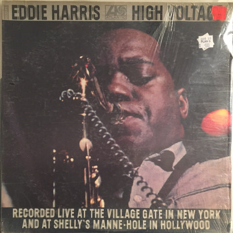 Eddie Harris - High Voltage