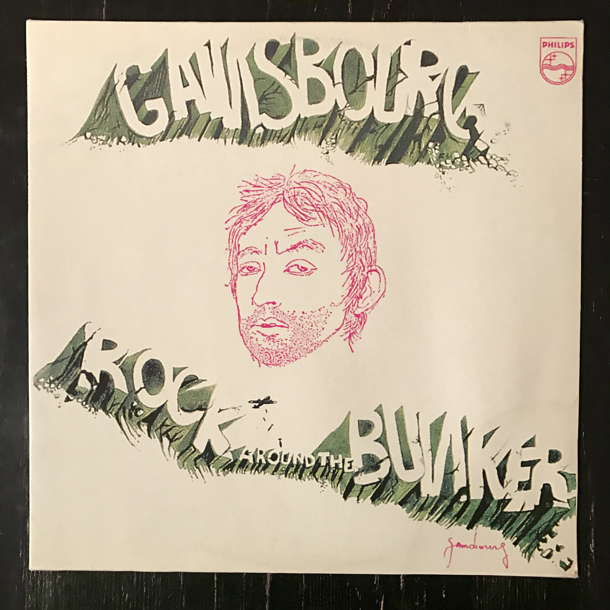 Serge Gainsbourg - Rock Around The Bunker