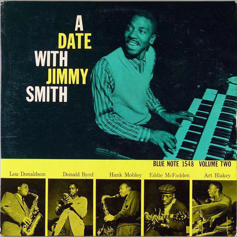 Jimmy Smith - A Date With Jimmy Smith, Vol. 2